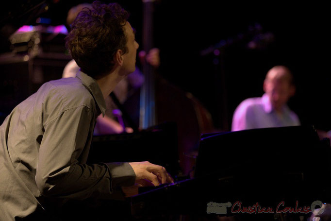 Festival JAZZ360 2015, Pierre de Bethmann; Thomas Savy Quintet. Cénac, 13/06/2015