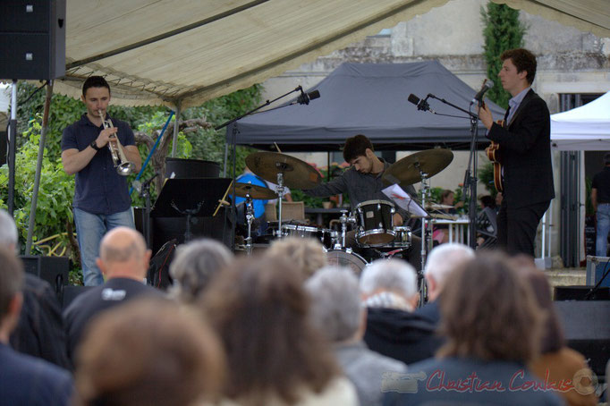 Festival JAZZ360 2015, Isotope