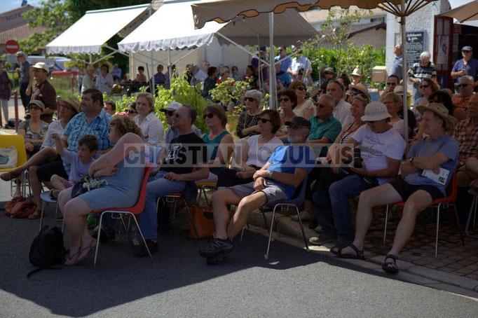 """""""Un air de vacances"""" Festival JAZZ360 2014, piste cyclable Roger Lapébie, ancienne gare de Latresne, 08/06/2014"""