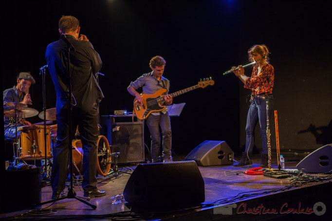 Youpi Quartet, JAZZ360, Cénac, 19/03/2016