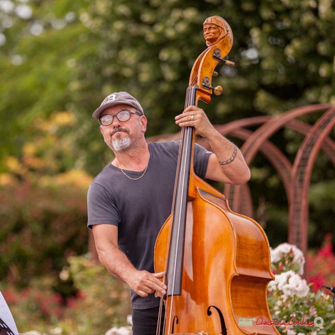 François Mary; Docteur Nietzsche Quartet. Festival JAZZ360 2018, Cénac. 08/06/2018