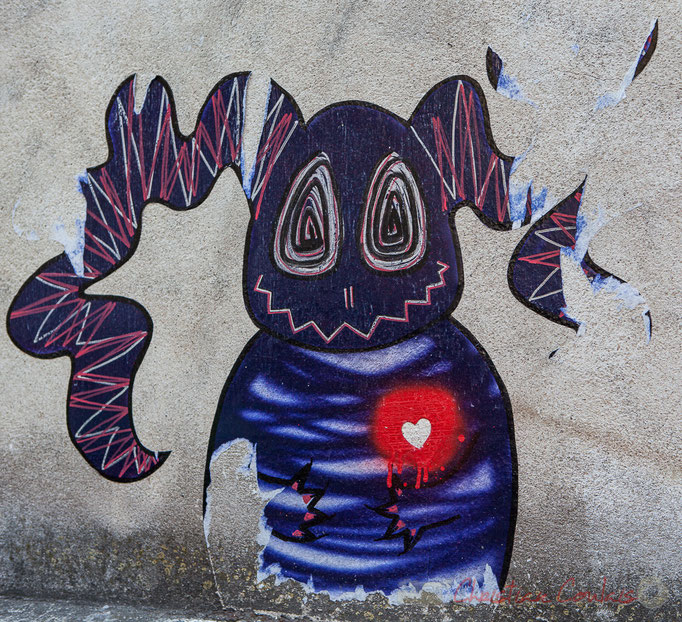 Art de la rue / Street Art, Paris 19ème arrondissement