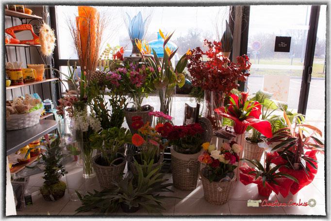 9 Fleurs et Passion, Véronique CONSTANT, Avenue de la Confluence, 47160 DAMAZAN