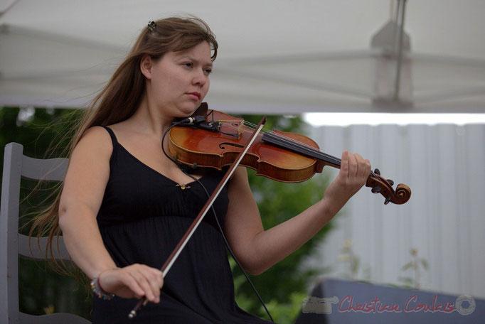 Festival JAZZ360 2015, Adèle Docherty, Züm Trio, Latresne, 14/06/2015
