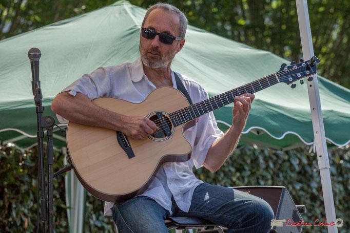 Christophe Gruel, Mystèretrio Quartet, Festival JAZZ360, Latresne. 11/06/2017