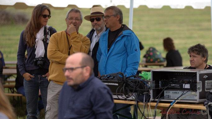 Festival JAZZ360 2015, Marie-Huguenin, Sud-Ouest, Bernard Capdepuy, Francis Henry, Richard Raducanu, JAZZ360