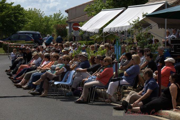 Festival JAZZ360 2015, piste Roger Lapébie, gare de Latresne, 14/06/2015