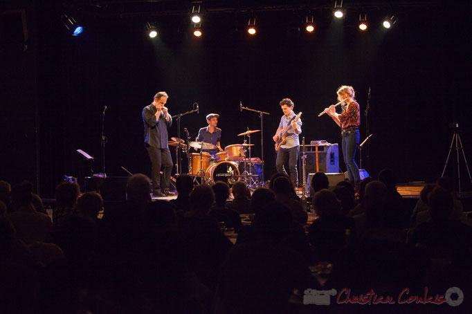 Youpi Quartet, Soirée cabaret JAZZ360 à Cénac