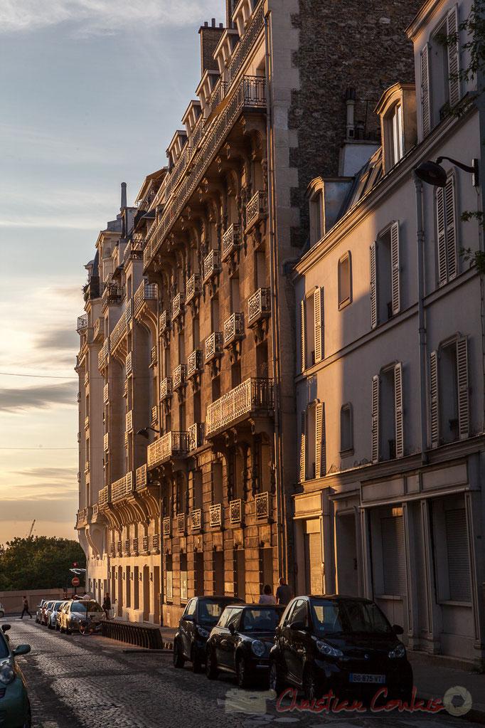 Rue Joseph de Maistre, Paris 18ème arrondissement