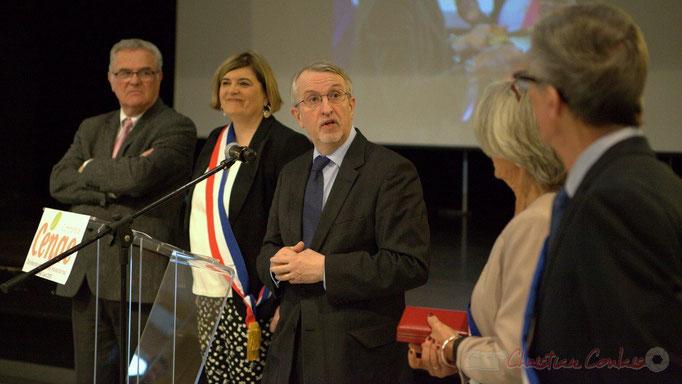 Jean-Michel Bédécarrax, Secrétaire Général de la préfecture de la Gironde