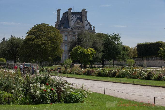 Jardin des Tuileries, Paris 1er