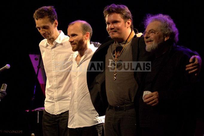 Festival JAZZ360 2014, Baptiste Herbin Quartet