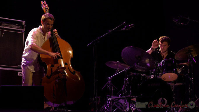 Festival JAZZ360 2015, Laurent Coulondre Trio