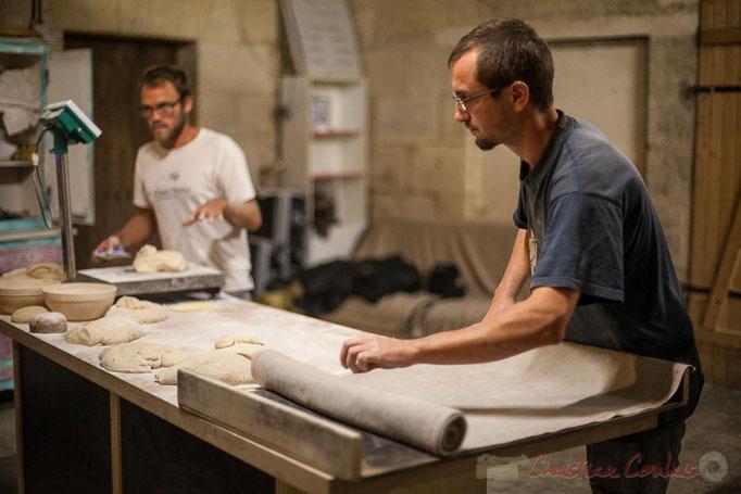 Façonnage des pains complets et semi-complets, Ferme du petit baron