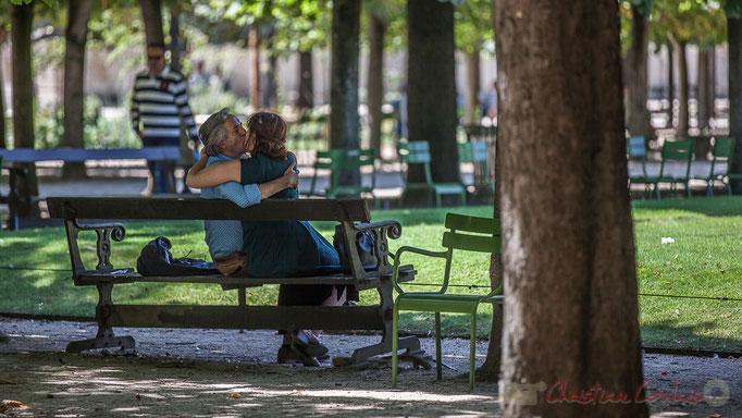 """""""Amour, toujours"""", Jardin des Tuileries, Paris 1er"""