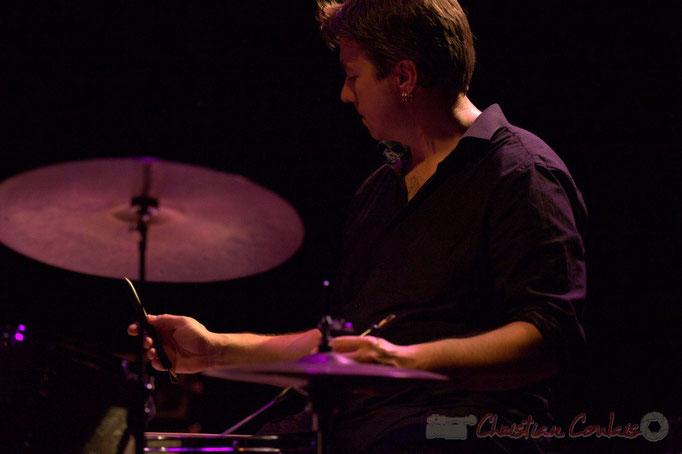Guillaume Nouaux; Jérôme Gatius New Orleans Big Four, Festival JAZZ360 2013, Cénac. 07/06/2013
