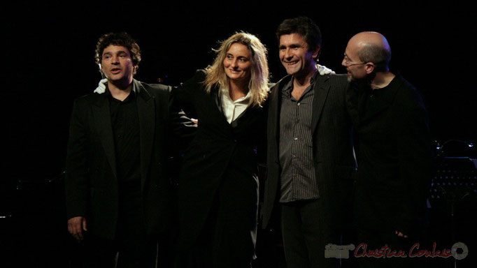 Lo Jay et Serge Moulinier Trio