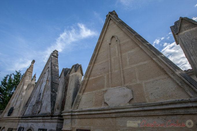 Art funéraire chrétien, Civrac-de-Blaye, Gironde