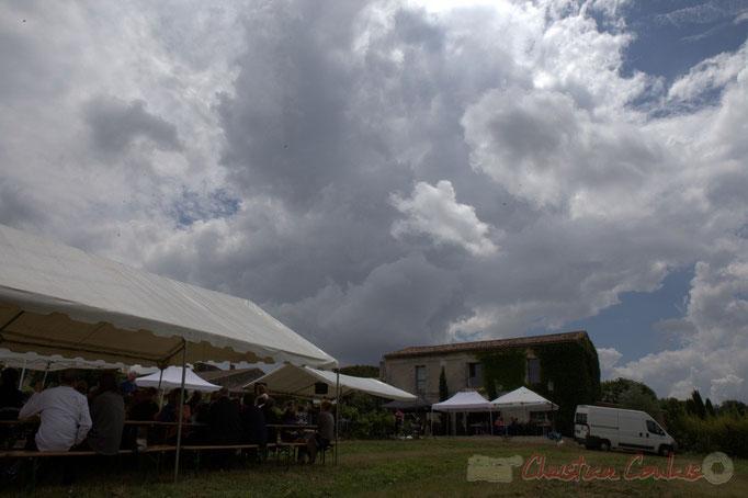 Festival JAZZ360 2015, Château Lestange, Quinsac. 14/06/2015