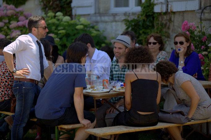"""Bon appétit Akoda"" Festival JAZZ360 2014, Mil&Zim Jazz, château Lestange, Quinsac. 08/06/2014"