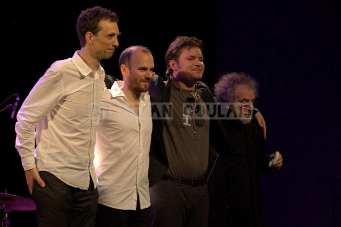Baptiste Herbin Quartet