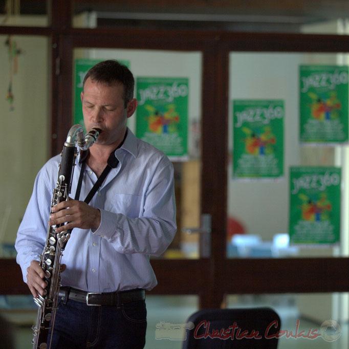 Festival JAZZ360 2015, Thomas Savy. 13/06/2015