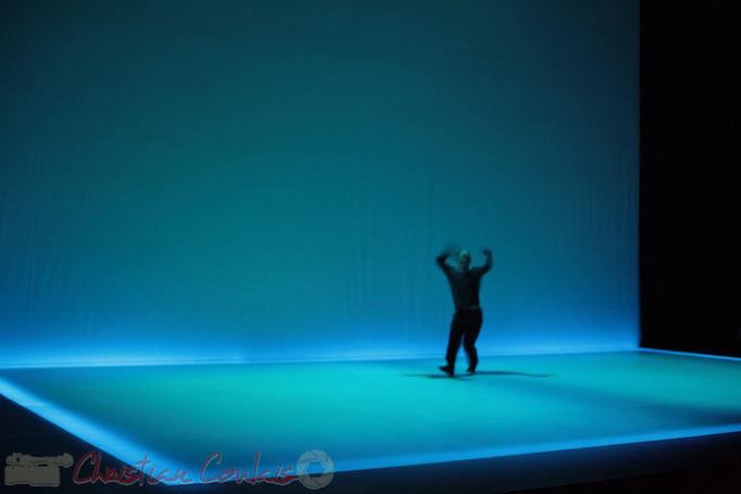 Chorégraphe, danseur, concepteur son, image et lumières, Hiroaki Umeda intègre toutes ces strates de lui-même dans ses créations qui sont autant visuelles que chorégraphiques.