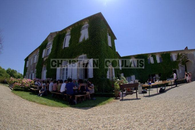 Festival JAZZ360 2014, château Lestange, Quinsac. 08/06/2014