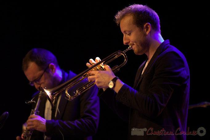Guillaume Gardey de Soos, les Métropolitains, Festival JAZZ360 2013