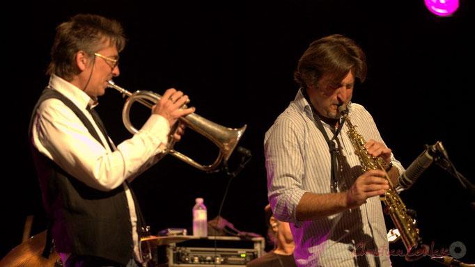 Freddy Buzon, Jean-Christophe Jacques