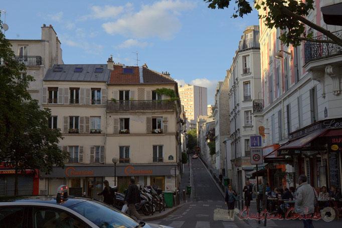 Rue Levert, Paris 20ème