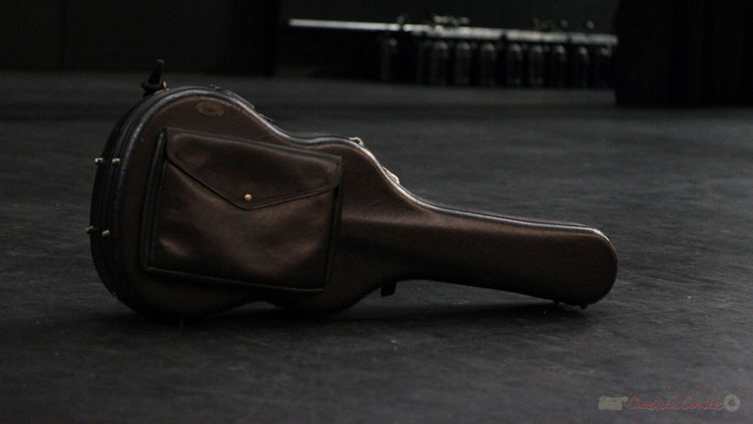 Après 30 années d'escapade, Philippe Cauvin est de retour ! Le Rocher de Palmer, Cenon, 21/10/2014. Reproduction interdite - Tous droits réservés © Christian Coulais