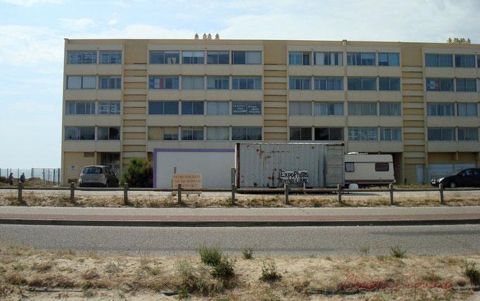Immeuble Le Signal, côté Est, Soulac-sur-Mer Photographie © Christian Coulais