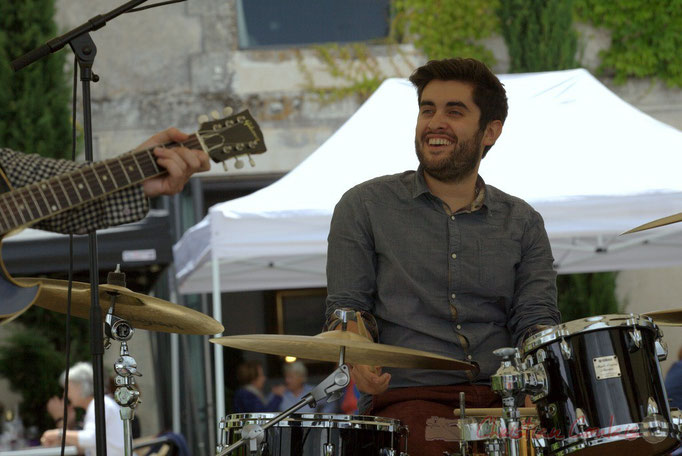 Festival JAZZ360 2015, Julien Lavie