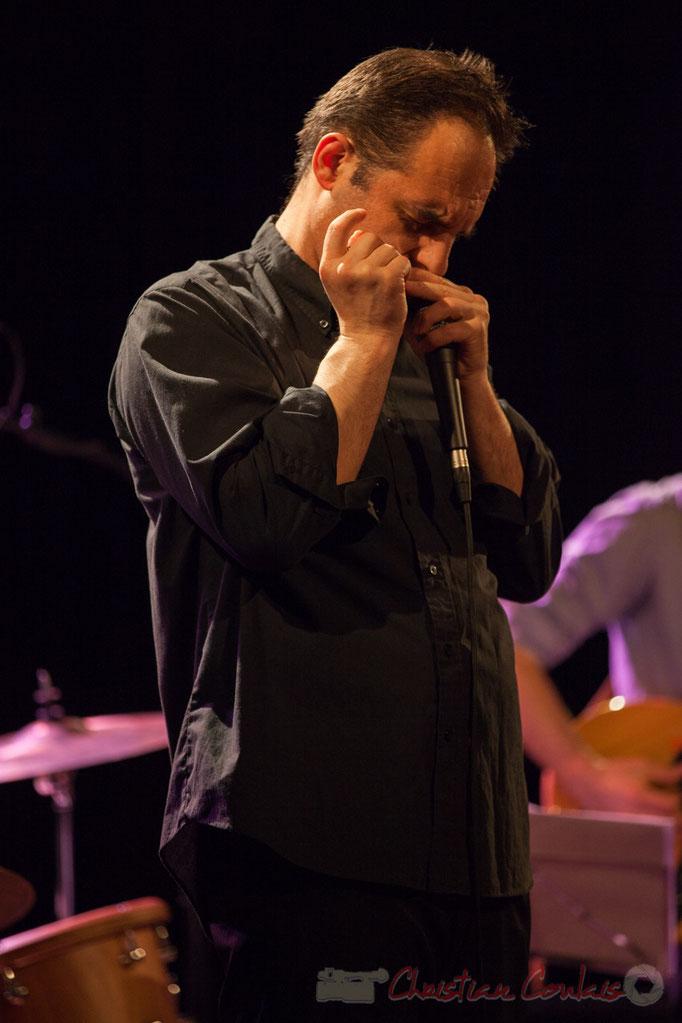 Laurent Maur, Youpi Quartet, JAZZ360, Cénac