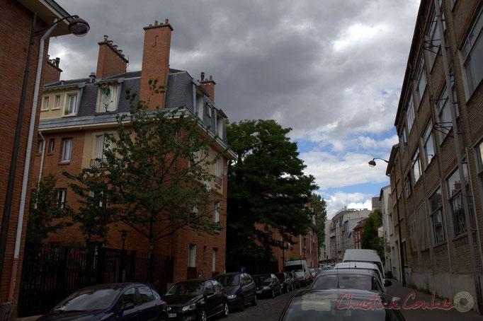Rue David-d'Angers, Paris 19ème