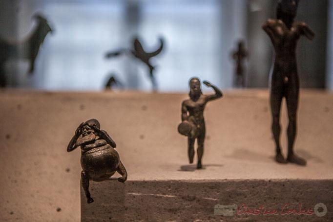 Grotesques, Département des Antiquités grecques, étrusques et romaines, Musée du Louvre