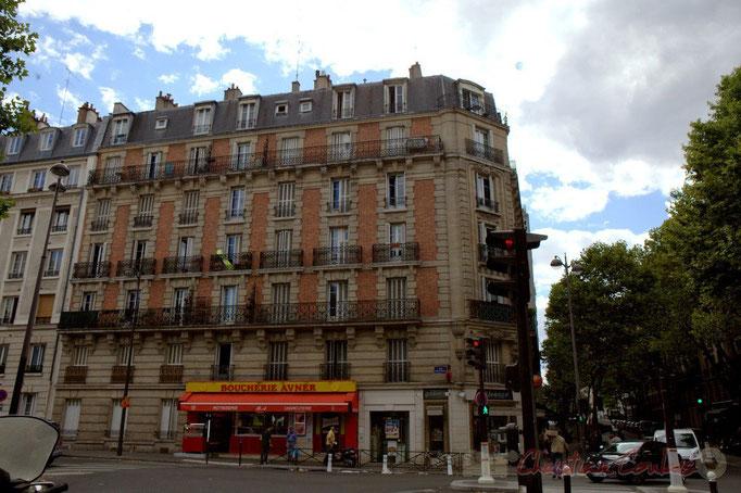Rue d'Hautpoul, Paris 19ème