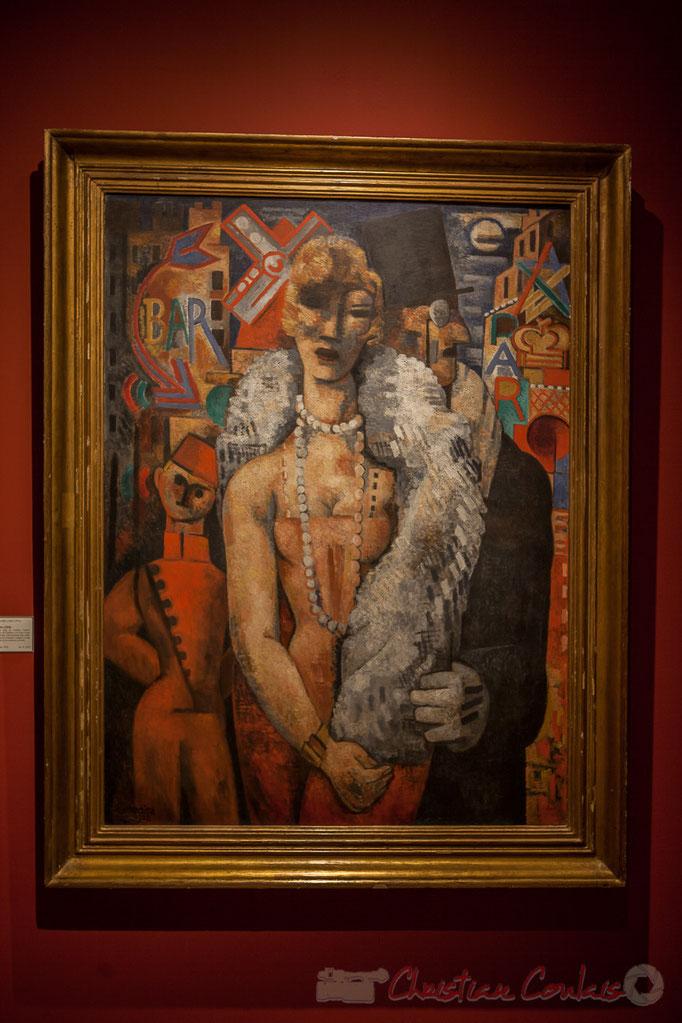La Place blanche (1928), Marcel Gromaire, Musée Carnavalet, Paris 3ème arrondissement