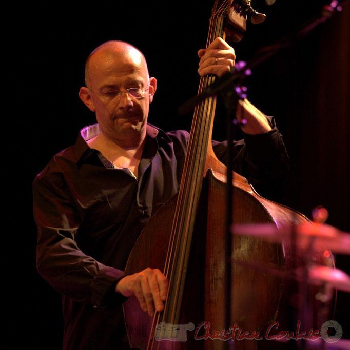 Fred Lasnier; Jérôme Gatius New Orleans Big Four, Festival JAZZ360 2013, Cénac. 07/06/2013