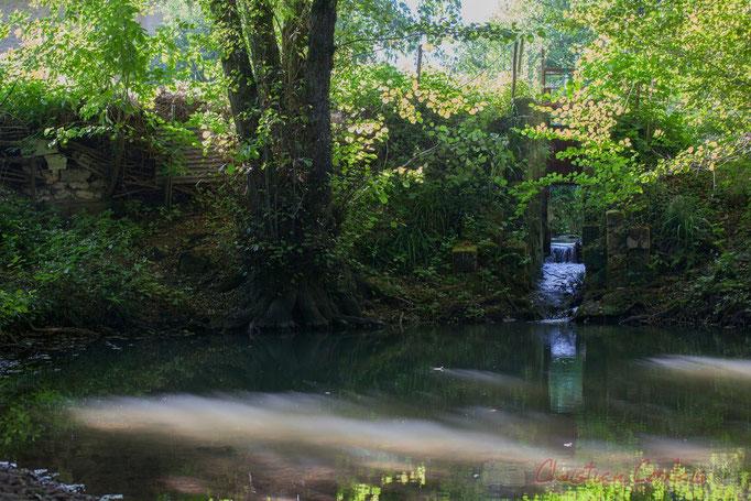 La vallée du Gestas, Croignon