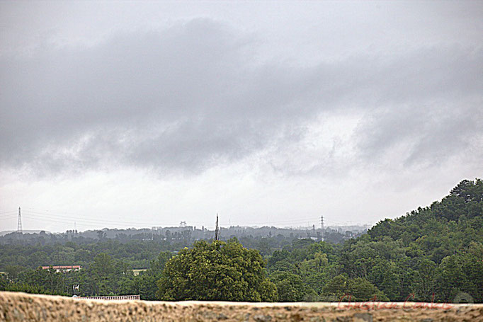 Bordeaux, depuis le Château Lestange