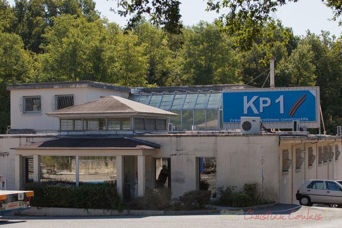 KP1, béton précontraint, Croignon