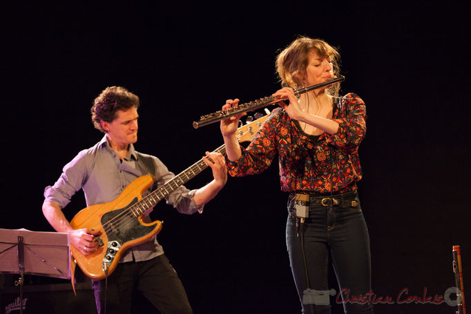Ouriel Ellert, Emilie Calmé, Youpi Quartet, JAZZ360 à Cénac