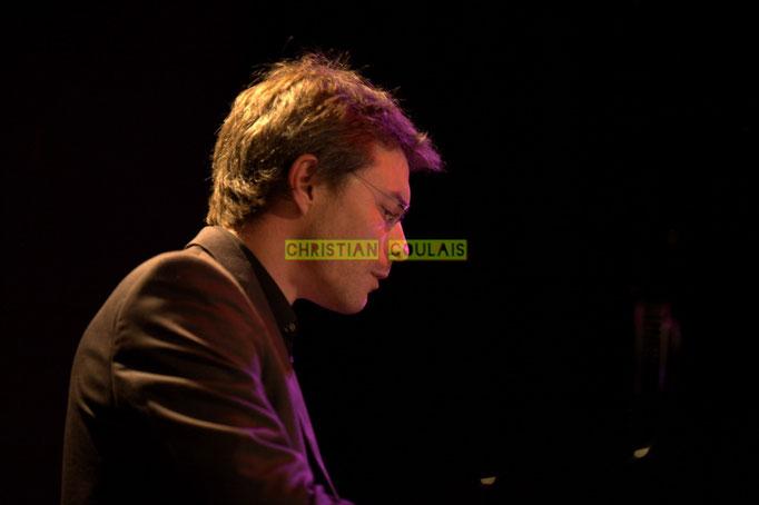 Festival JAZZ360 2014, Xavier Duprat; Asix Quintet, Cénac. 06/06/2014