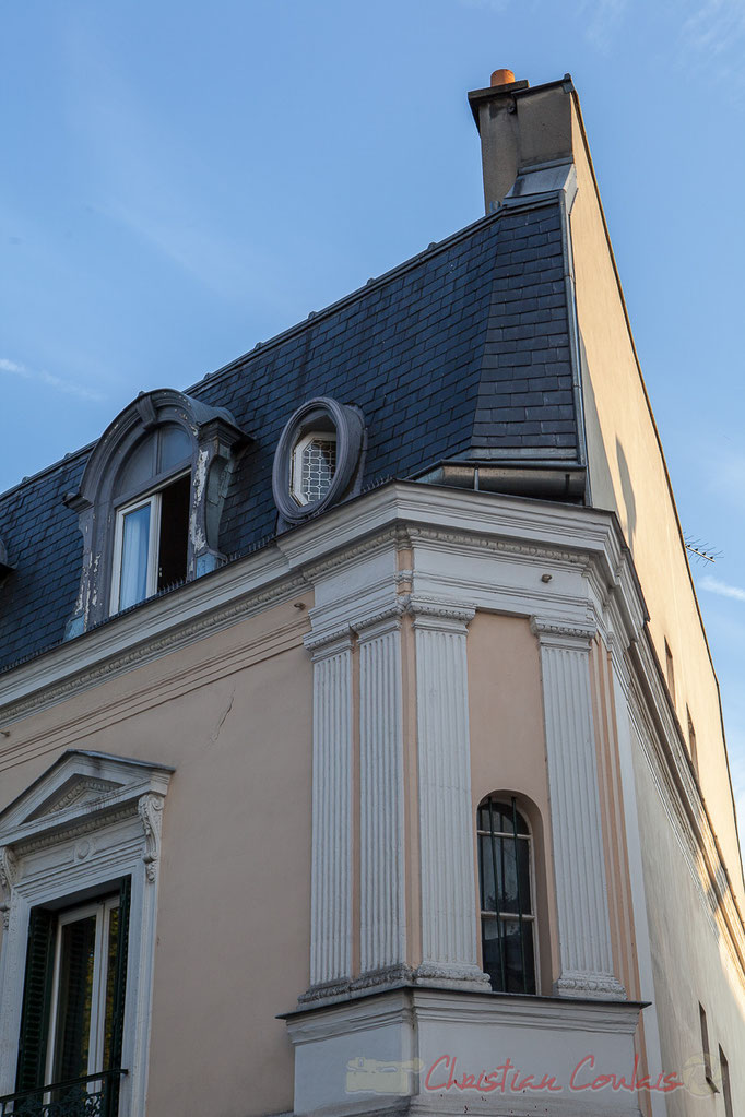 Rue des Abbesses / Rue André Antoine, Paris 18ème arrondissement
