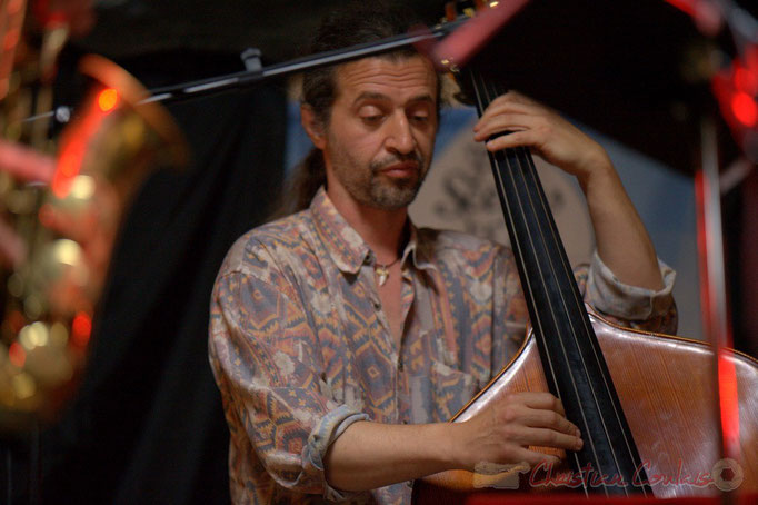 Patrick Puech; Django Phil, Festival JAZZ360 2013, Latresne. 09/06/2013