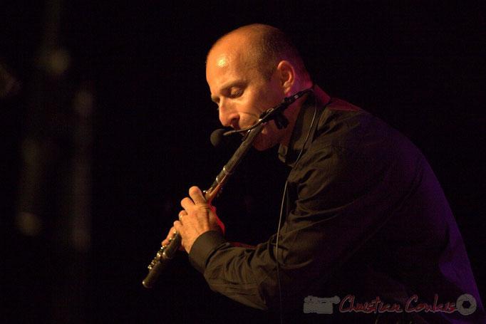 Remi Poymiro; Slobodan Sokolovic Sextet. Festival JAZZ360 2012, Cénac. 08/06/2012