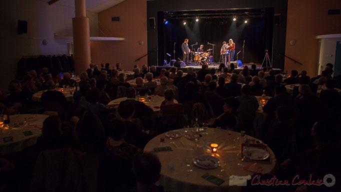 Soiré Cabaret JAZZ360, Youpi Quartet, Cénac, 19/03/2016