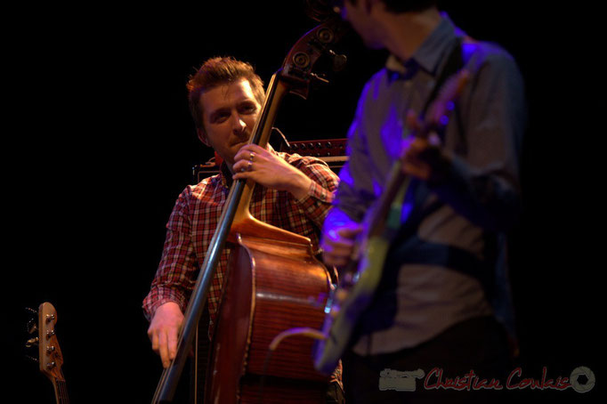 Martin Jaussan, les Métropolitains, Festival JAZZ360 2013
